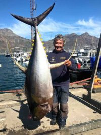 Tuna fishing competition