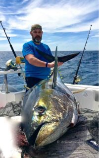 Tuna Masters Cape Town Fishing Charters