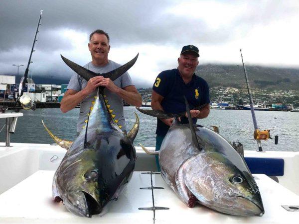 Tuna Masters Cape Town Fishing Charters