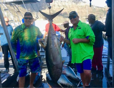 Tuna Masters Cape Town - deep sea fishing charters cape town fishing tuna fishing hout bay19