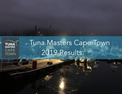 Tuna Masters Cape Town 2019 Final Results