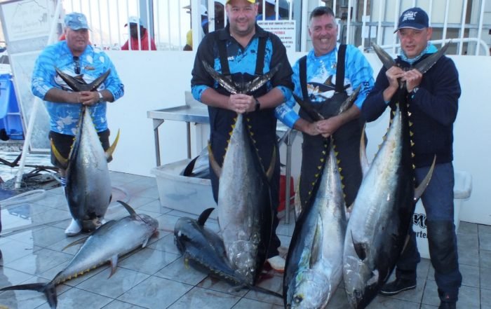 Tuna Masters Cape Town 2019 day 2 Weigh in 12