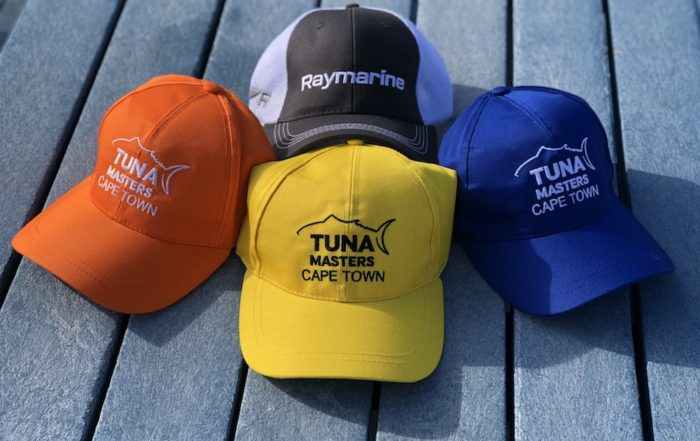 Tuna Masters Cape Town Team Colours