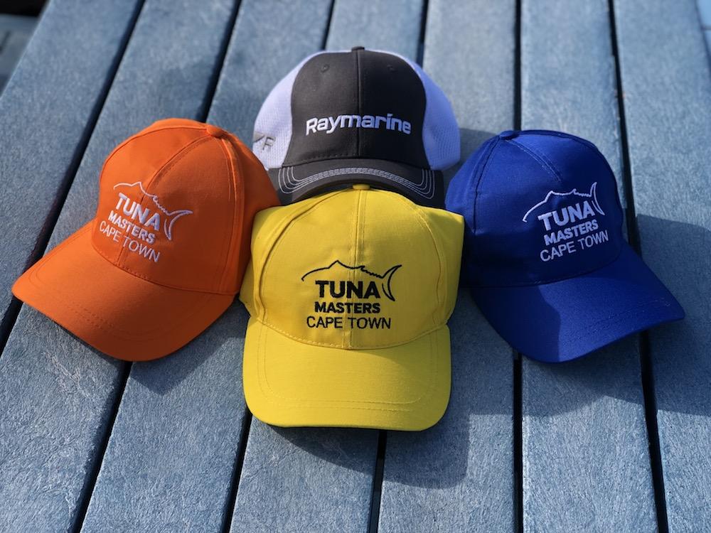 Tuna Masters Cape Town Team Colours