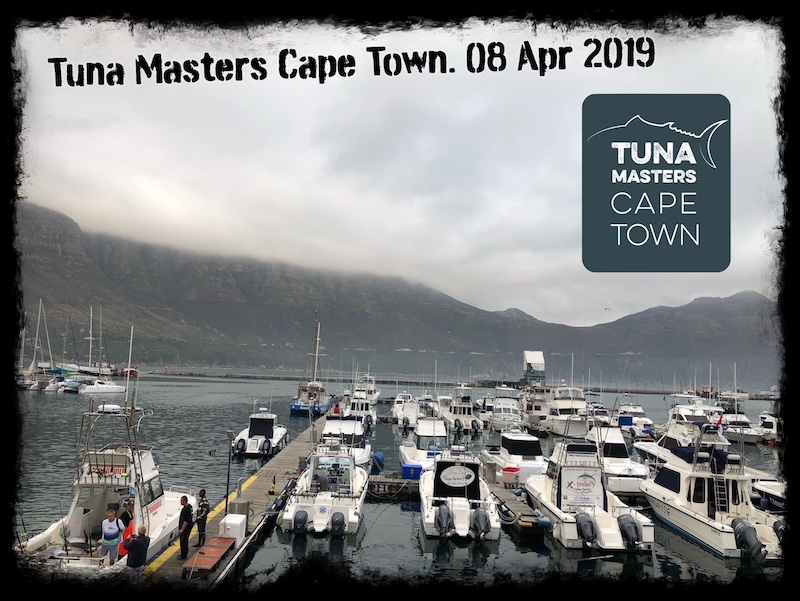 Tuna Masters Cape town 2019 Opening Evening 1